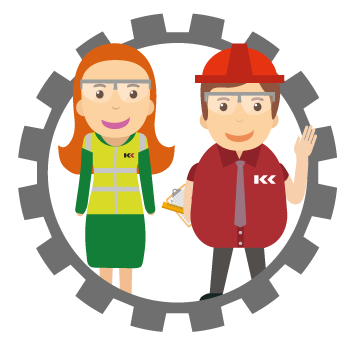 Kellwood Engineering Character Icons