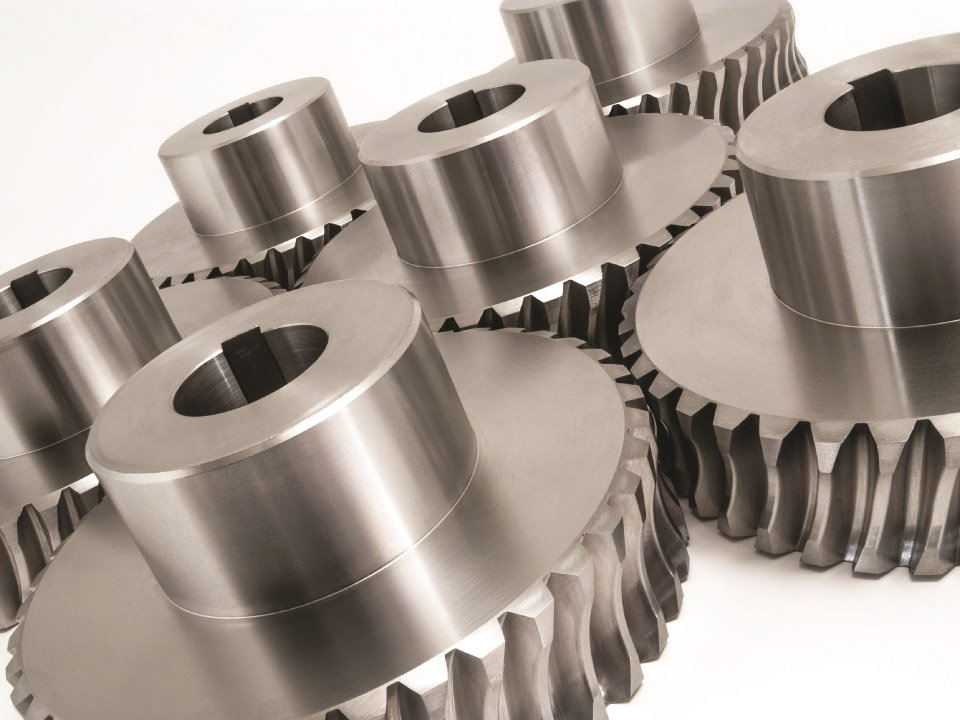 Metal Finishing for gears