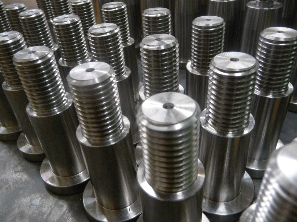 Supply chain of bolts