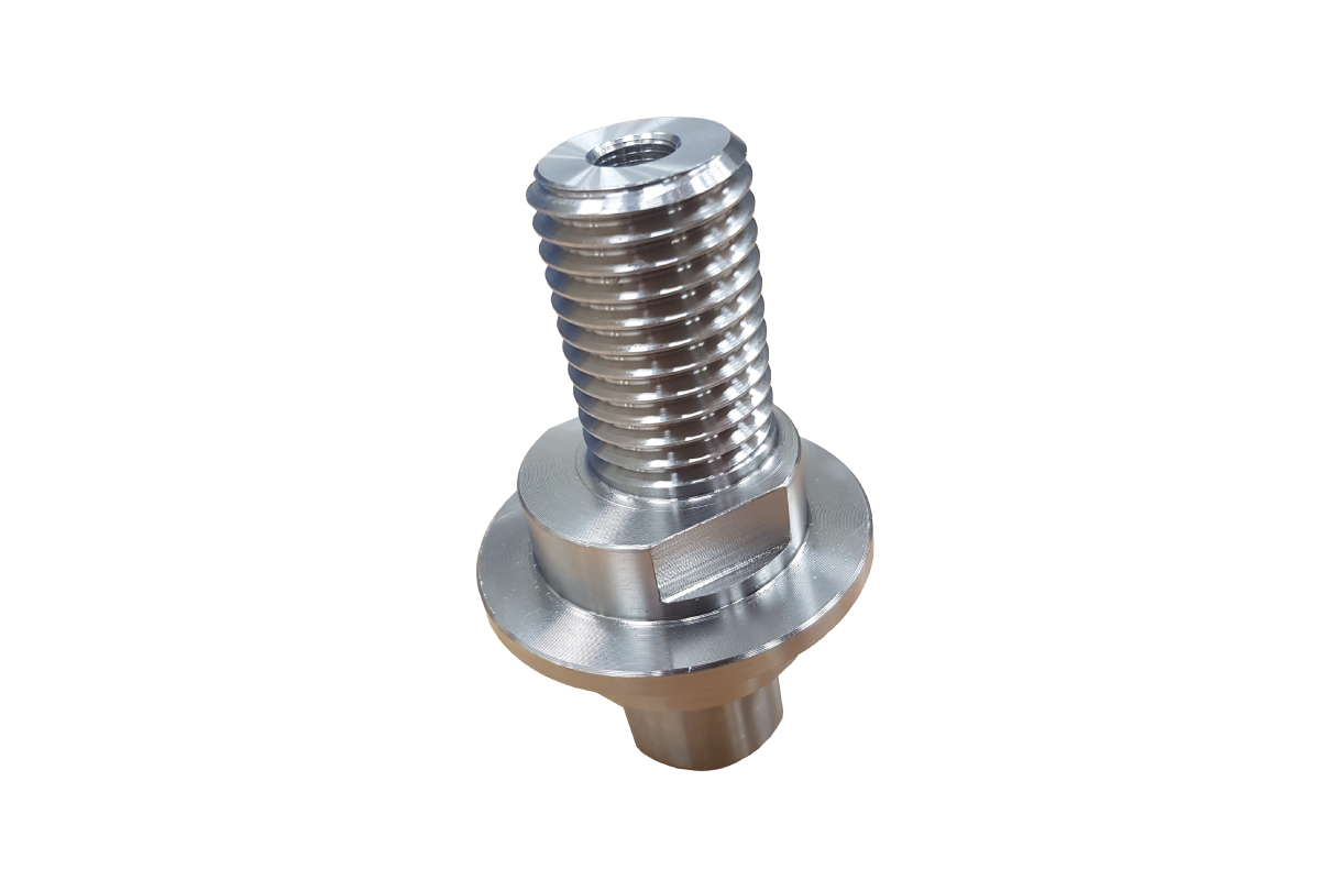 Offset Ss Threaded Component